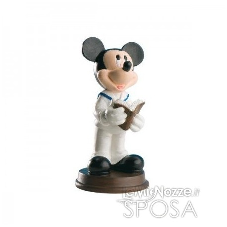 Cake topper a forma Mickey Mouse