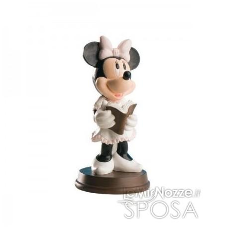 Cake topper a forma di Minnie