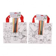 Buste in carta da colorare - 2 pezzi