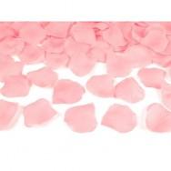 Petali in tessuto di colore rosa 100 pezzi