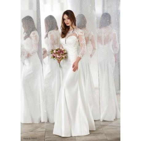 Abiti Da Sposa E Cerimonia.Abito Da Sposa E Cerimonia Scivolato Mod Candy A Soli 652 50 Euro