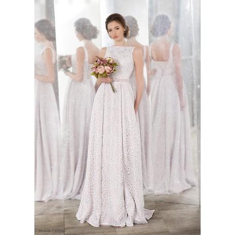 c91e5f230a2f Abito da sposa e cerimonia classico Mod. Desdemona - LeMieNozze SHOP