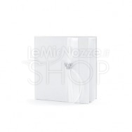Guestbook Bianco Farfalla