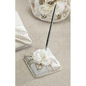Penna per guestbook rose avorio