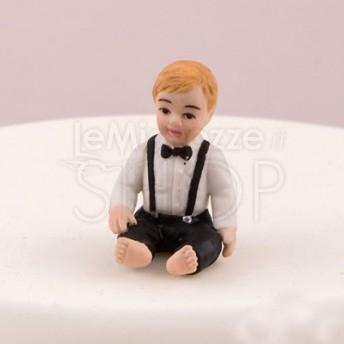 Cake topper neonato
