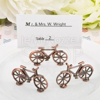 Segnaposto Matrimonio Vintage.Segnaposto Bicicletta Stile Vintage