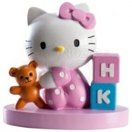 Cake topper Hello Kitty