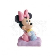 Cake topper a forma di Minnie Baby