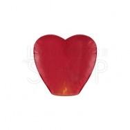 Lanterna cuore rosso