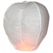 Lanterna volante biodegradabile bianca