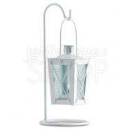 Mini lanterna con gancio 2 pezzi