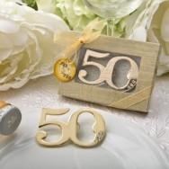 Apribottiglie 50° Anniversario con strass
