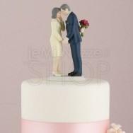 Cake topper Anniversario