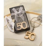 Portachiavi 50° anniversario di matrimonio