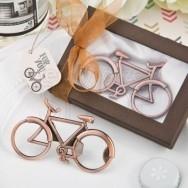 Apribottiglie a forma di bicicletta in stile vintage