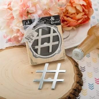 Apribottiglie Hashtag