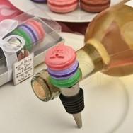 Tappa bottiglie a forma di Macaron