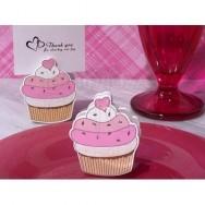 Segnaposto a forma di cupcake
