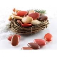 Confetti Buratti al cioccolato tema autunno - inverno 1 kg