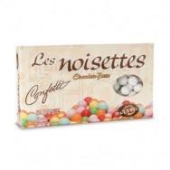 Confetti Maxtris nocciola e cioccolato di colore bianco