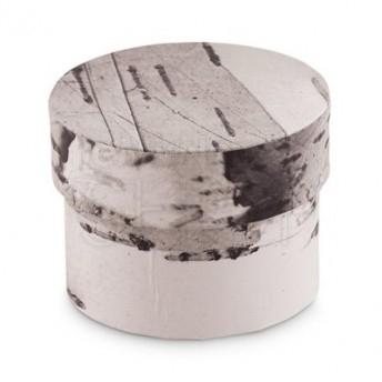 Scatolina portaconfetti a forma di tronco di albero 6 pezzi