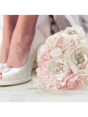 Bouquet stile shabby chic