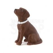 Cake Topper Labrador Brown