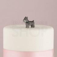 Cake Topper Terrier