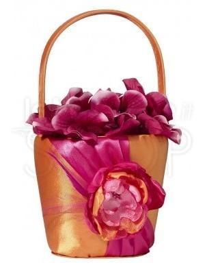 Cestino porta petali primavera