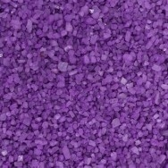 Sabbia decorativa viola 680 gr