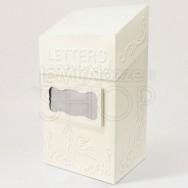 Contenitore buste regalo a forma di posta