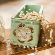 Box decorativo vintage