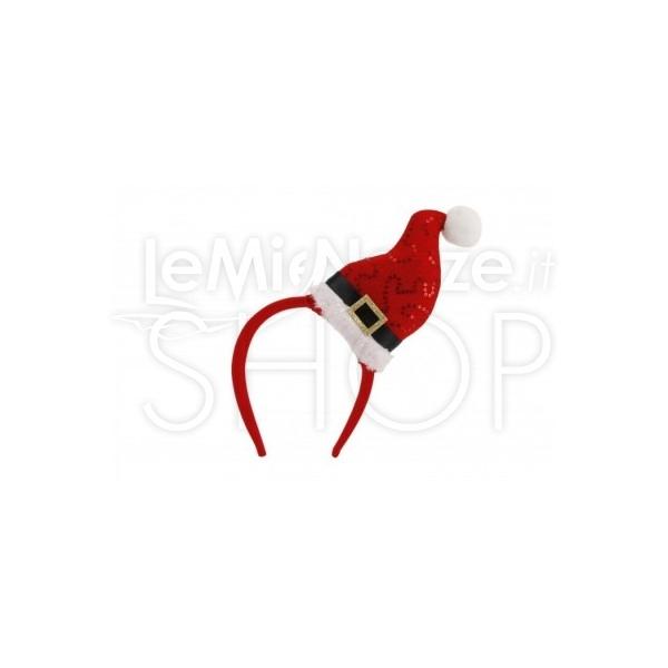 Segnaposto Cappello Babbo Natale