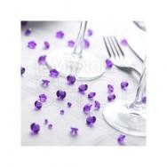Cristalli viola decorativi 100 gr