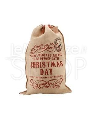 Sacco per regali di Natale