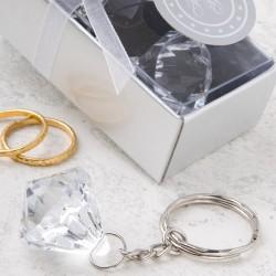 Portachiavi diamante