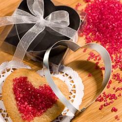 Formine per biscotti a forma di cuore