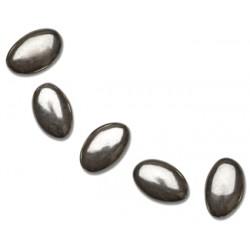 Confetti di cioccolato argentati
