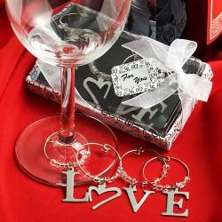 Ciondoli da vino Love