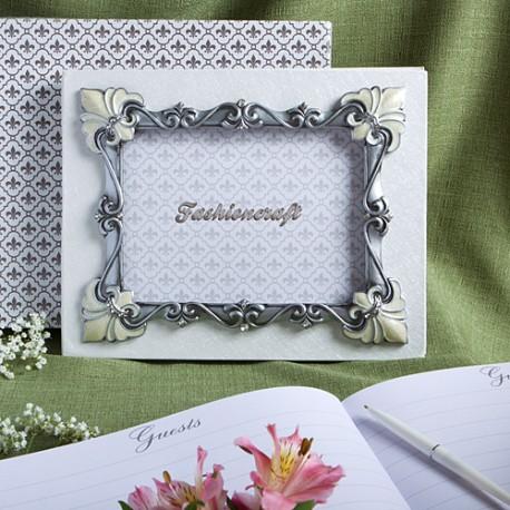 Fleur Des Collection Guest Book