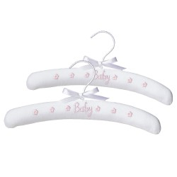 Set 2 appendiabiti per bambini Baby