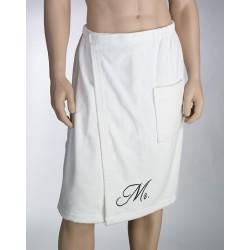 Asciugamano da bagno per uomo