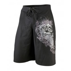Pantaloncino uomo nero Just Married M