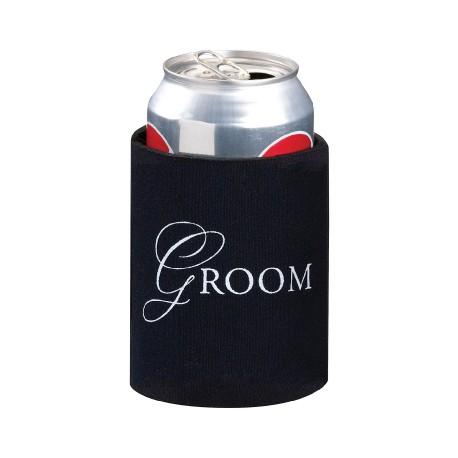 Coprilattina con scritta Groom