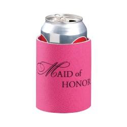 Coprilattina con scritta Maid of Honor