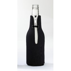 Cover bottiglia a tema smoking