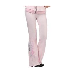 Pantaloni rosa taglia large per la sposa