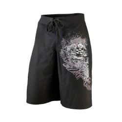 Shorts da uomo con scritta Just Married taglia S