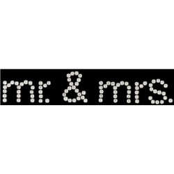 Word Gems Mr And Mrs