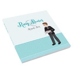 Libro souvenir per il portatore d'anelli